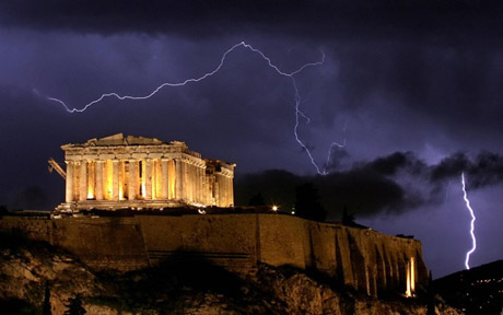Could A Grexit Be Bullish?