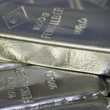 Silver Heading for Major Test