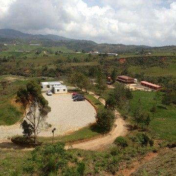 The first modern gold mine is permitted in Colombia