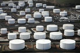 Crude Oil Inventories Enter Seasonal Drawdown