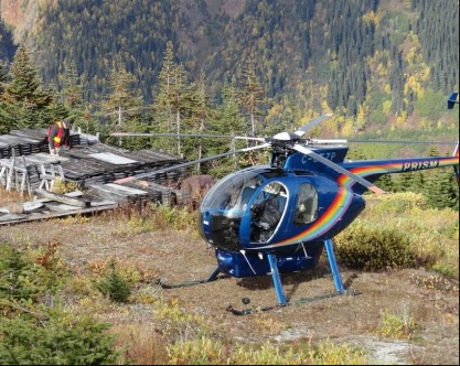 Skeena (SKE.V) Receives Three-Year Exploration Permit and Mobilizes Drills to Spectrum Gold Project