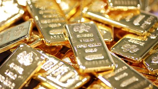 "Gold Futures Positioning Reaches ""Buy Zone"""