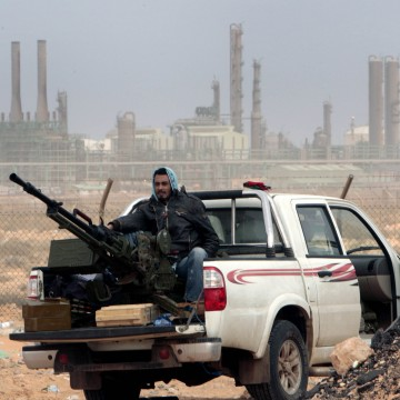 Are Crude Oil Markets Underestimating ISIS?