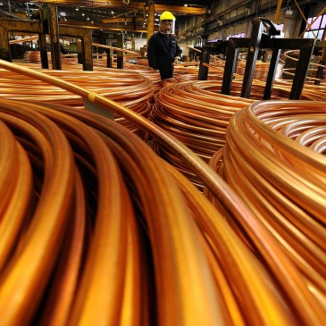 This Chart Helps To Explain Why Copper Is In Freefall