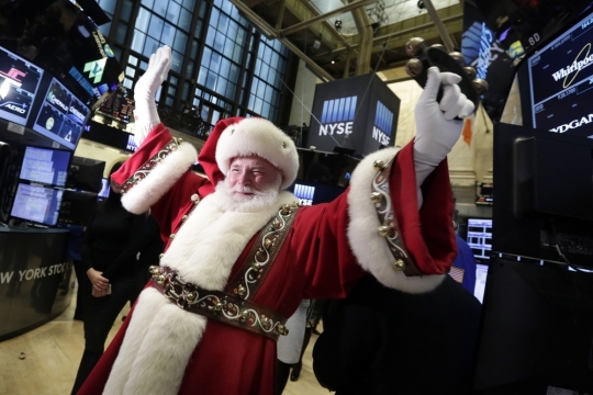 Volatile Beginning To December Could Be A Bearish Omen For The End of 2015