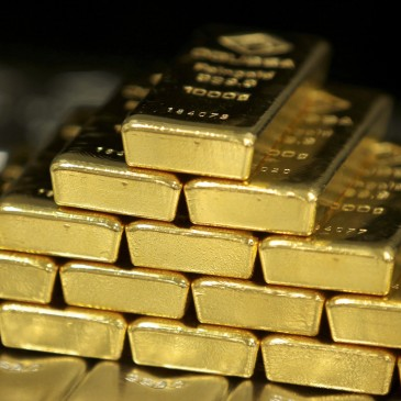 Gold Jumps Ahead of Fed's Big Decision