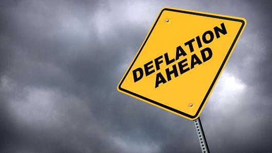 Deflationary Forces Gather Strength – Where Do Investors Seek Refuge?