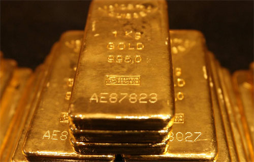 A Flashing Warning Light For Gold & Gold Miners