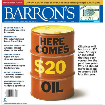 Barron's Has Done It Again