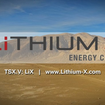 LITHIUM X UPGRADES MINERAL RESOURCE ESTIMATE FOR SAL DE LOS ANGELES PROJECT