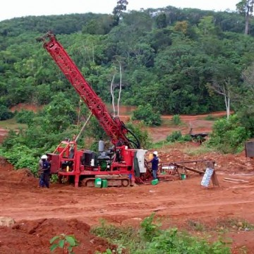 Castle Peak Mining: Drilling for Gold in the Heart of Africa's Most Prolific Gold Mining District