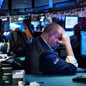 Equities Break Lower Led By Small Caps