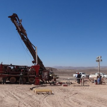 Fiore Exploration Begins Drilling Program at Cerro Tostado