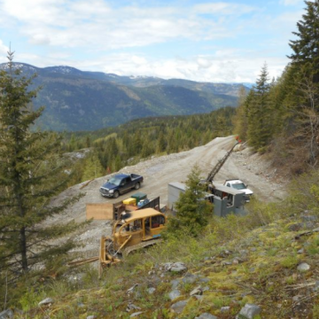 Margaux Resources Completes Phase 1 of its Kootenay Arc Diamond Drill Program