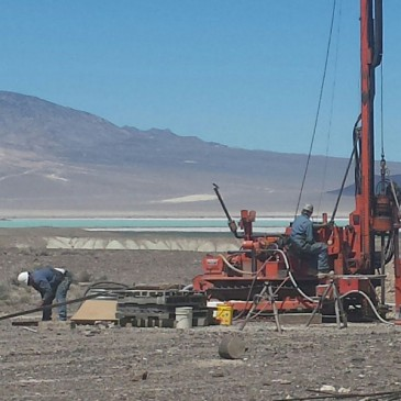 Cypress Drills 102.7 meters of 1029 ppm Lithium in Clayton Valley, Nevada