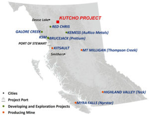 Kutcho Copper Corp. (formerly Desert Star Resources) Announces Closing of the Kutcho Project Acquisition