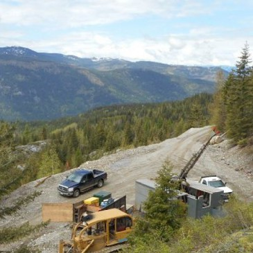 Margaux Resources' Sheep Creek Gold Project Analogous to Barkerville