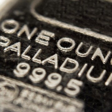 Palladium Hits An All-Time High, How To Play It