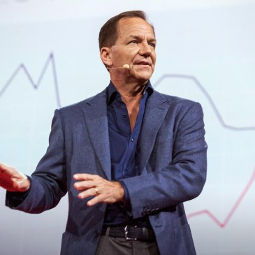 Paul Tudor Jones: Own Commodities & Hard Assets, Avoid Stocks & Bonds