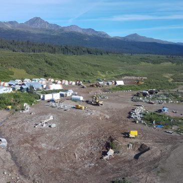 Kutcho Copper Further Expands Mineralization Down Dip at Main with 4.9m of 2.89% CuEq*