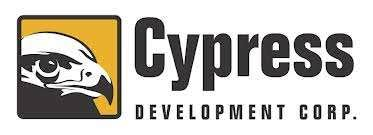Cypress Development Corporate Update