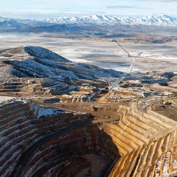 Drilling For Epithermal Gold In Nevada's Land Of Giants