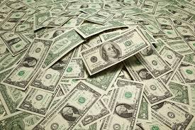 A Stunning Dollar Chart