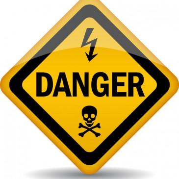 Small Caps Enter Danger Zone