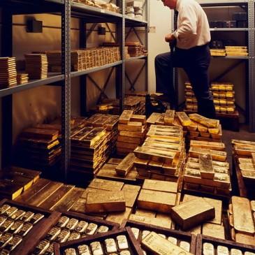$8 Billion Gold Liquidation