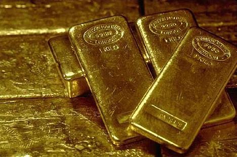 A Surprising Gold Chart