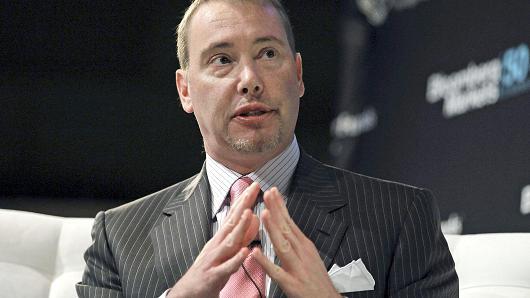 Gundlach Reiterates $1400 Gold Target