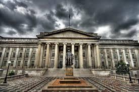 Treasury Yields Break Down