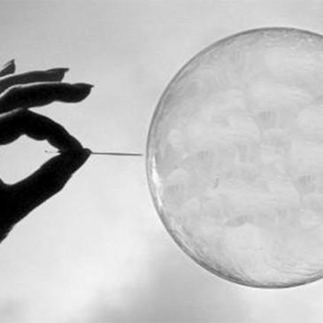 Bob Moriarty: The Bitcoin Bubble Has Burst